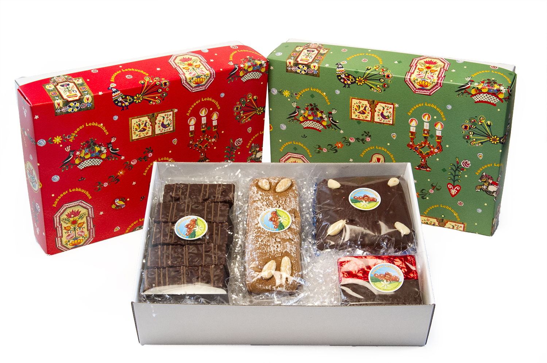 Geschenkkarton - Ausseer Lebkuchen